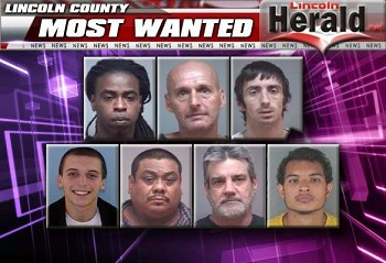 LCSO Narcotics Division Releases Most Wanted List - Lincoln Herald