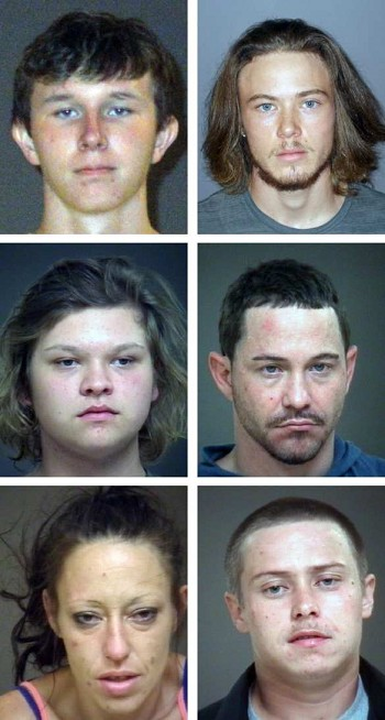 Six Arrested On Drug Charges After Grand Jury Indictments - Lincoln