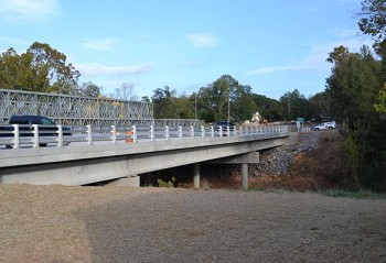 The New Elm Grove Bridge