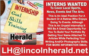 4 - Lincoln Herald - Interns Wanted