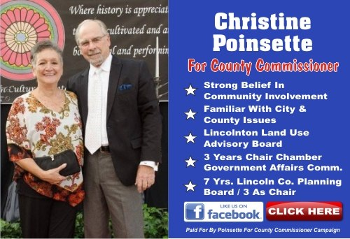 Christine Poinsette - 2018 Primary